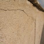 humidité murs fissure