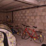traitement humidité mur enterré