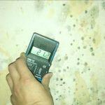détecteur d' humidité