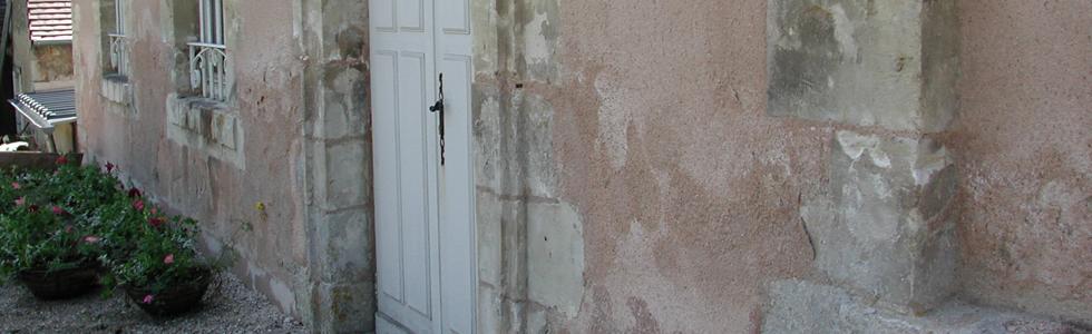 Dégradation et décollement des enduits de façade
