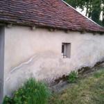 maison ancienne humide