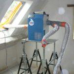 centrale de déshydratation ISOSEC